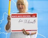 Sabine Schwarz, IG Metall-Bevollmächtigte aus Uetze
