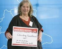 Sabine Spangenberg, Verwaltungsfachangestellte aus Uelzen