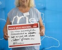 Angelika Schmidt, Angestellte aus Jabben