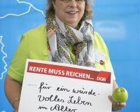 Erika Kolde, Zustellerin aus Wallenhorst