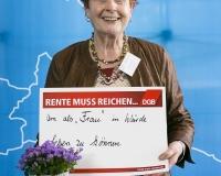 Eva-Maria Kuck, Rentnerin aus Celle