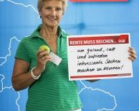 Angelika Bär, Kaufmännische Angestellte aus Laatzen