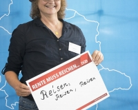 Helga Benner, Justizangestellte aus Bremen