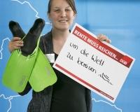 Nina Zach, Gewerkschaftssekretärin aus Braunschweig