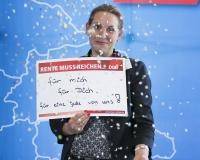 Katja Voges, Betriebsrätin aus Borfeld