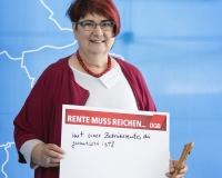 Gisela Brandes-Steggewentz, Rentnerin aus Osnabrück