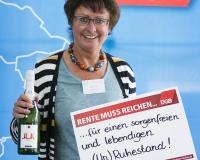 Bettina Unger, Sozialversicherungsfachangestellte aus Göttingen