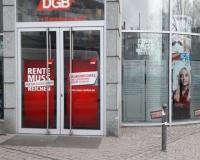 DGB Berlin Eingangsbereich