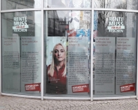 DGB Berlin Fensterfront