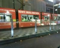 DGB Rentenkampagne Bahn Düsseldorf 01