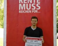 Maxim Schmeckenbächer/Foto: DGB/Jonas Weber