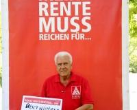 Werner Bachert/Foto: DGB/Jonas Weber