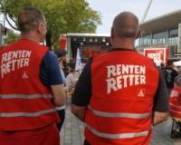 DGB Rentendemo am 25.08.2017 in Kassel, Foto: DGB/Knappe