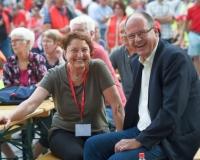DGB Rentendemo am 25.08.2017 in Kassel, Foto: DGB/Uwe Zucchi