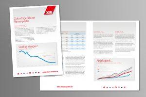 Vorschaubild DGB Papier Zukunft Rente