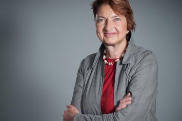 Porträt von DGB-Vorstandsmitglied Annelie Buntenbach