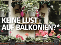 """Vorschaubild """"Keine Lust auf Balkonien?"""""""